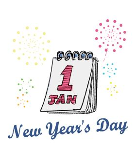 new year s day calendar history events quotes fun facts