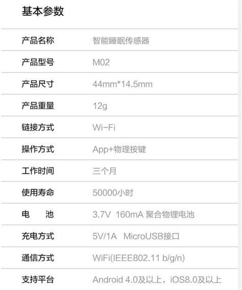 Xiaomi Lunar Sleep Sensor Mijia Lunar Sensor Tidur Mi Sensor xiaomi launches 165 69 10 lunar smart sleep sensor crowdfunding gizmochina