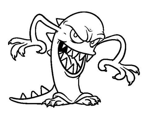 imagenes de viros a lapiz mejores 15 im 225 genes de dibujos de monstruos para colorear