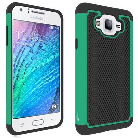 Spigen Slim Armor Samsung Galaxy J7 J700 Back Co Murah coveron for samsung galaxy j7 hybrid armor protective phone cover ebay