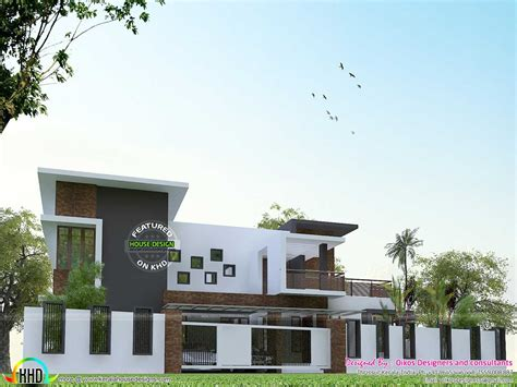 Home Design Wall Pictures by New Boundary Wall Design In Kerala Collection With Modern
