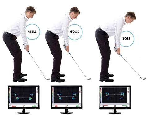 golf swing technology golf swing balance swingstation