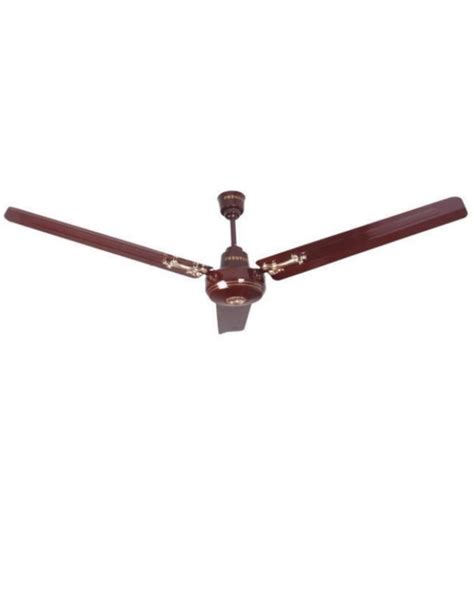 newclime prestige ceiling fan brown buy online jumia