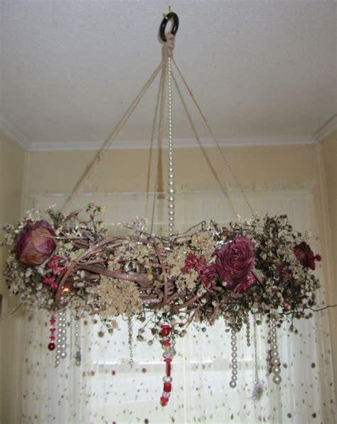 grapevine floral design home decor the grapevine wreath chandelier romantic victorian look