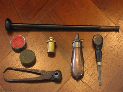 dueling pistol set replication of an antique ca 1845 50 cal dueling