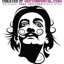 imagenes anime vectorizadas charlie chaplin portrait silhouettes vector pinterest