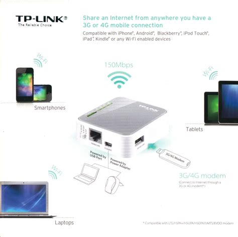 Harga Wifi Router Tp Link Tl Mr3020 jual tp link tp link 3g wireless n router tl mr3020