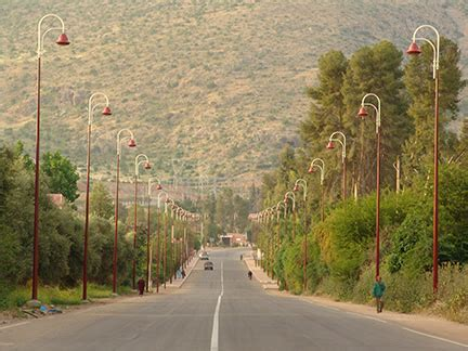 valmont morocco masts for lighting, traffic, telecom and