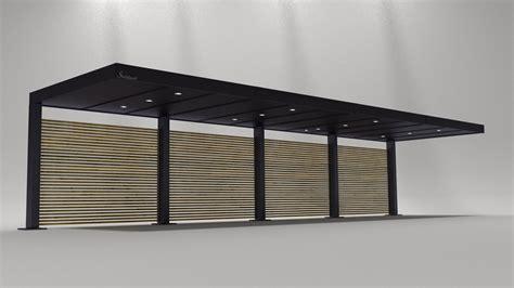 freitragendes carport s 228 chsischer staatspreis f 252 r design 2014