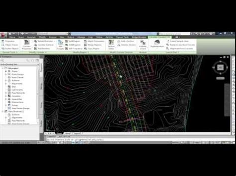 tutorial autocad 3d bahasa indonesia tutorial autocad civil 3d 2013 bahasa indonesia 5