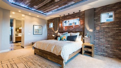 Bedroom Ideas Exposed Brick 10 Beautiful Master Bedrooms With Exposed Brick