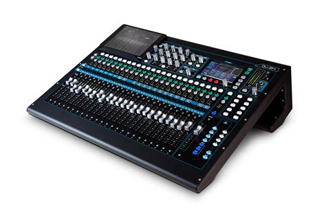 Mixer Qu 24 qu 24 allen heath