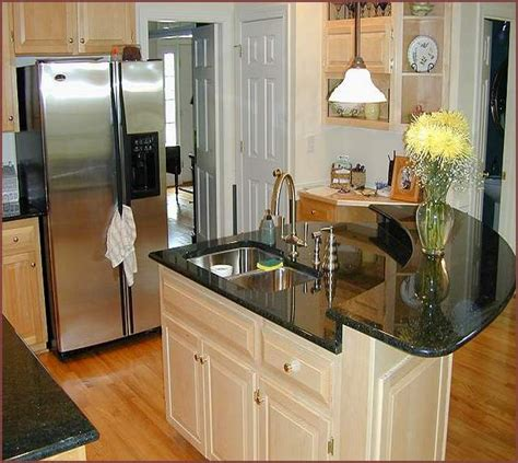 Exceptional Small Kitchen With Island Layout #1: Small-Kitchen-Layout-Ideas-With-Island.jpg