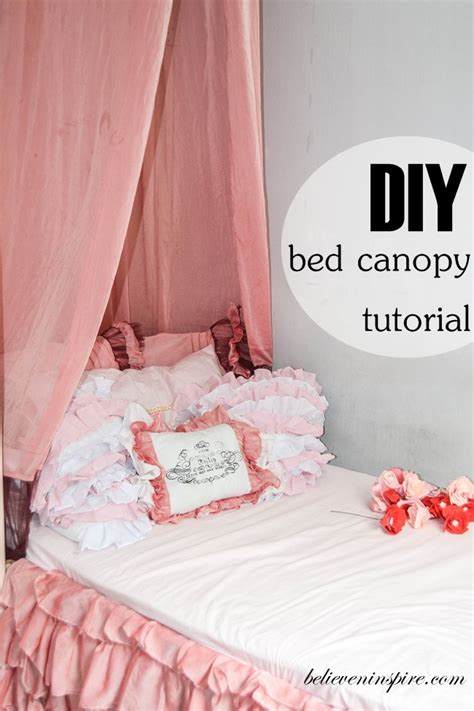 how to make a bed canopy how to make super easy bed canopy contemporary beds