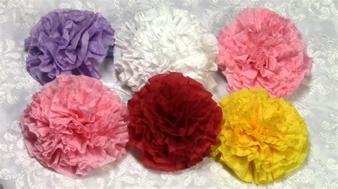 How Do I Make Paper Flowers Easily - diy easy paper flowers tutorial diy how to do