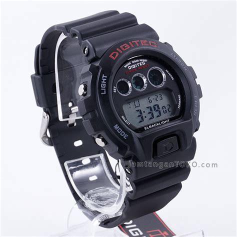 Jam Tangan Pria Dw Ab1272 Silver Plat Black T1310 gambar jam tangan digitec digital dg 2098t hitam merah