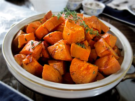 yam recipe thanksgiving the best roasted sweet potatoes recipe dishmaps