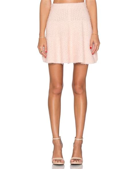 Flirty Skirts by Friends X Revolve Be Flirty Skirt In Pink Save