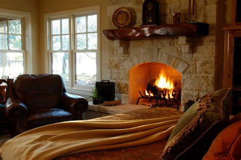 bedroom with fireplace how to modernize your old fireplace