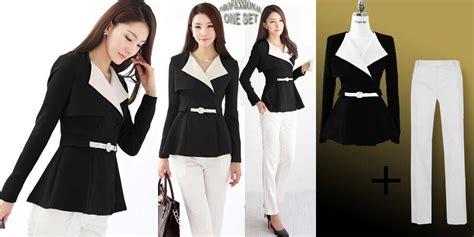 Baju Kerja Wanita model baju kerja wanita