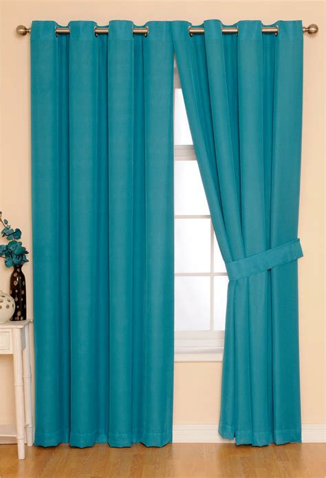 teal eyelet lined curtains ready made curtains woodyatt curtains