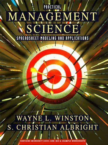 Management Science 2 broadie teaching