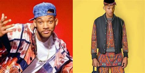 if the cast of the fresh prince of bel air wore 2015 fashion