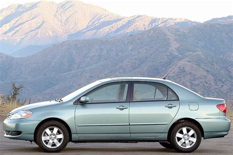 2007 Toyota Corolla Specs 2007 Toyota Corolla Reviews Specs And Prices Cars