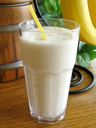 Panda Shake Bananza Shake caramel banana milkshake recipe genius kitchen
