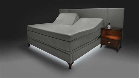 beds like sleep number the 8 000 select comfort s x12 bed uses cutting edge
