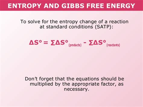 tang 05 entropy and gibb s free energy