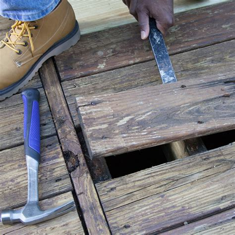 How To Remove A Patio by Clean Seal Or Stain A Deck