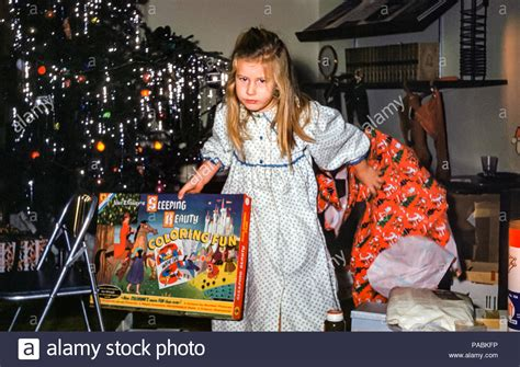 most popular live christmas trees of 1960s 1950s family in living room stock photos 1950s family in living room stock images alamy