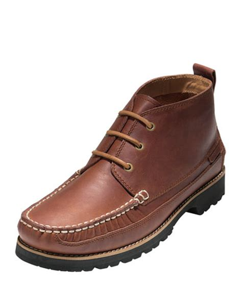 tiptoe chukka c 002 cole haan s shoes loafers boots at neiman