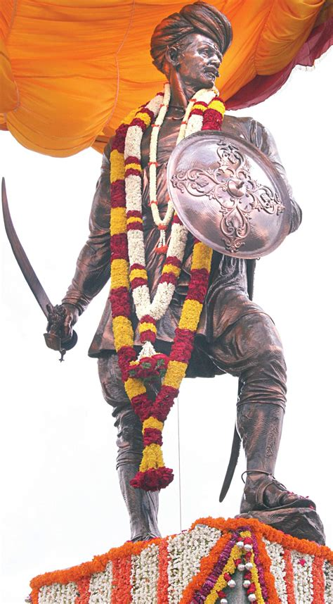 Ever Heard Of General Sangolli Rayanna? Our History Books