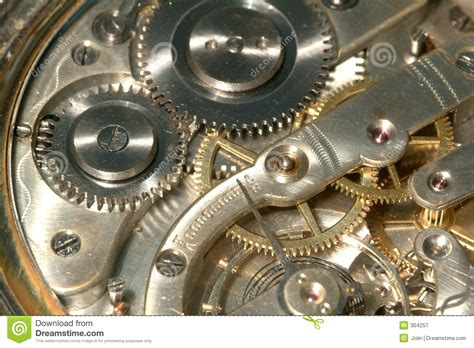 clock machine stock image image  micro balance