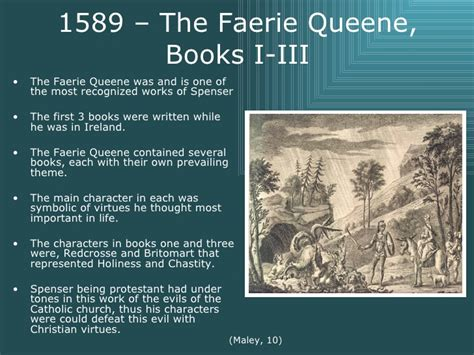 Themes Of Faerie Queene Book 1 | edmund spenser powerpoint