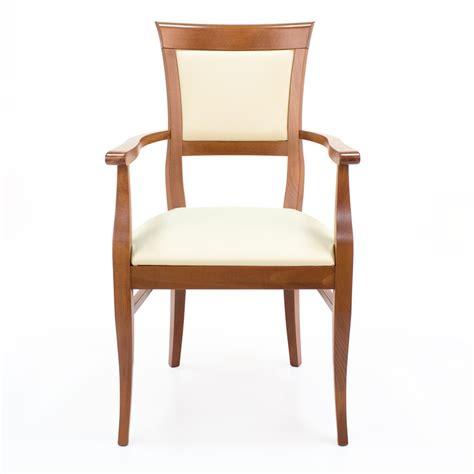 sedia classica mu43 sedia classica in legno con braccioli seduta e
