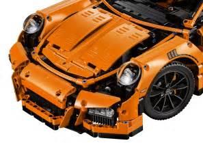 Porsche Lego Technic Lego Technic Porsche 911 Gt3 Rs Set 42056