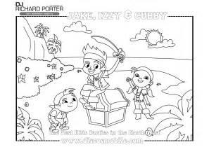 jake les pirates du pays imaginaire 61 dessins anim 233 coloriages 224 imprimer