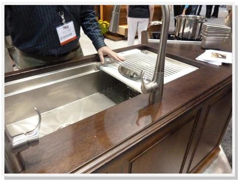 The Galley sink Beck/Allen Cabinetry