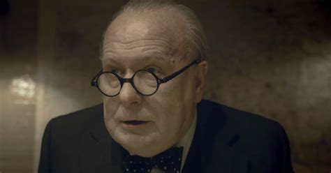 darkest hour winston churchill darkest hour trailer gary oldman is winston churchill
