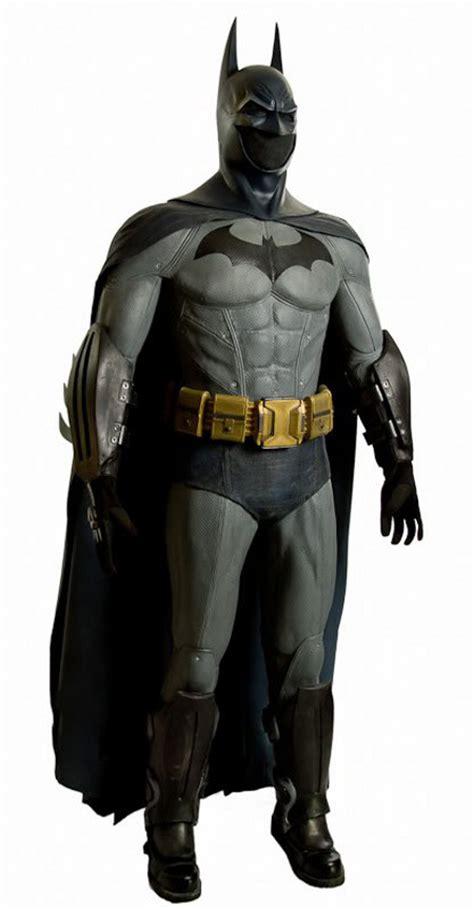 batman s arkham city costume made irl geekologie