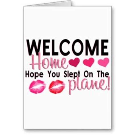 welcome home card template coming home quotes on popscreen