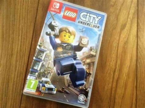 Switch Lego City Undercover 1 nintendo switch lego city undercover