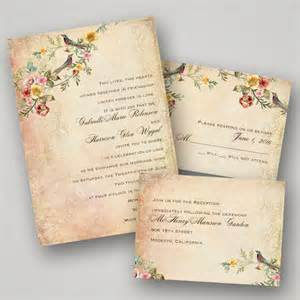 sponsored invitations by inspired new vintage wedding invitation collection plus 25