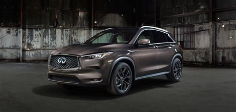 2019 infiniti qx50 unveiled promises to be a world beater