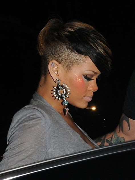 faux hawk good for round faces 105 best short hair images on pinterest