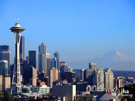 map of north america pictures seattle rentals for your vacations with iha direct