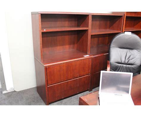 mahogany lateral file cabinet mahogany 2 drawer lateral file cabinet cw overhead shelf